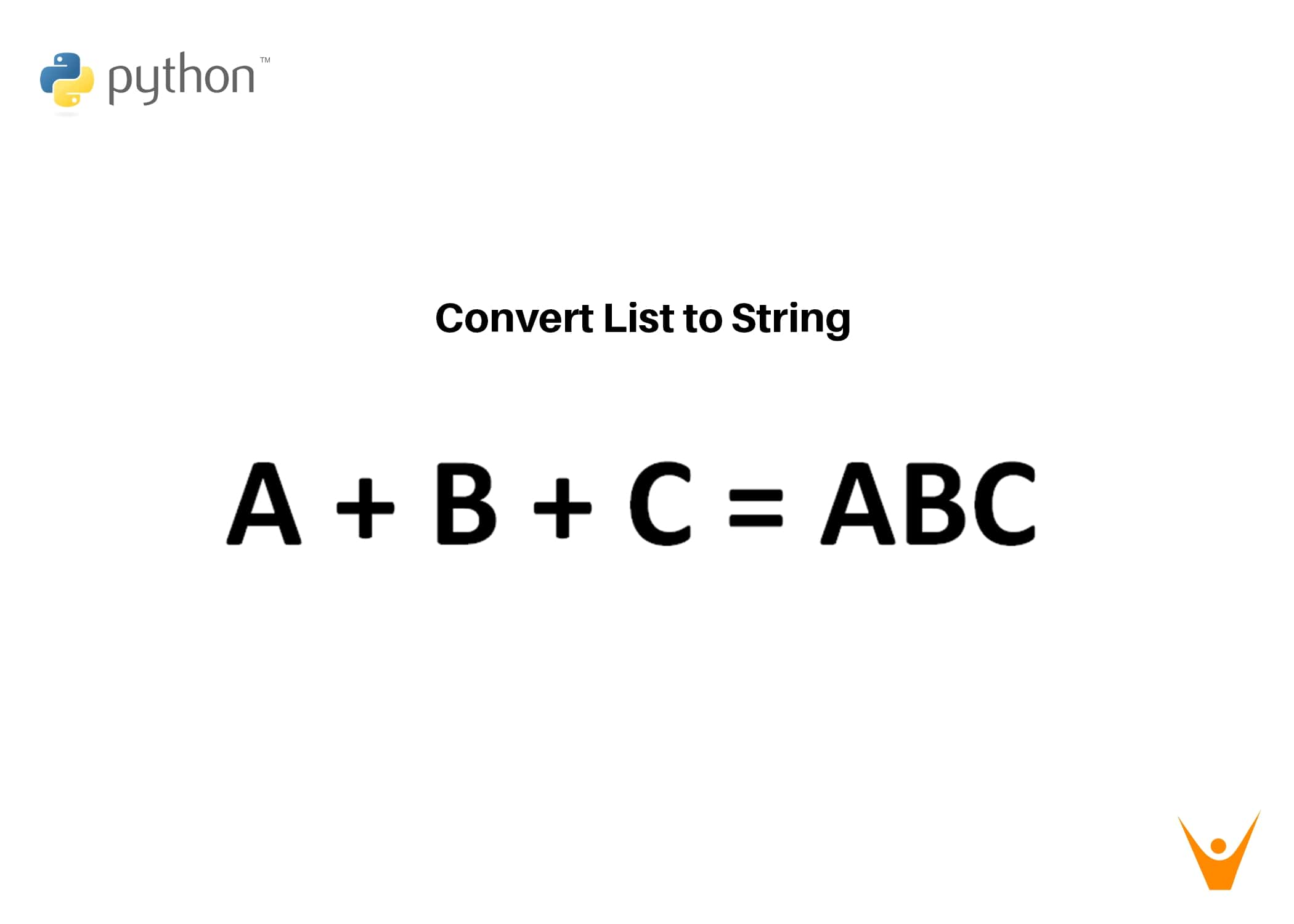4 Ways to Convert List to String in Python (with Code)