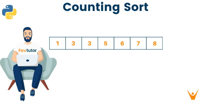Counting Sort in Python (Code with Example)