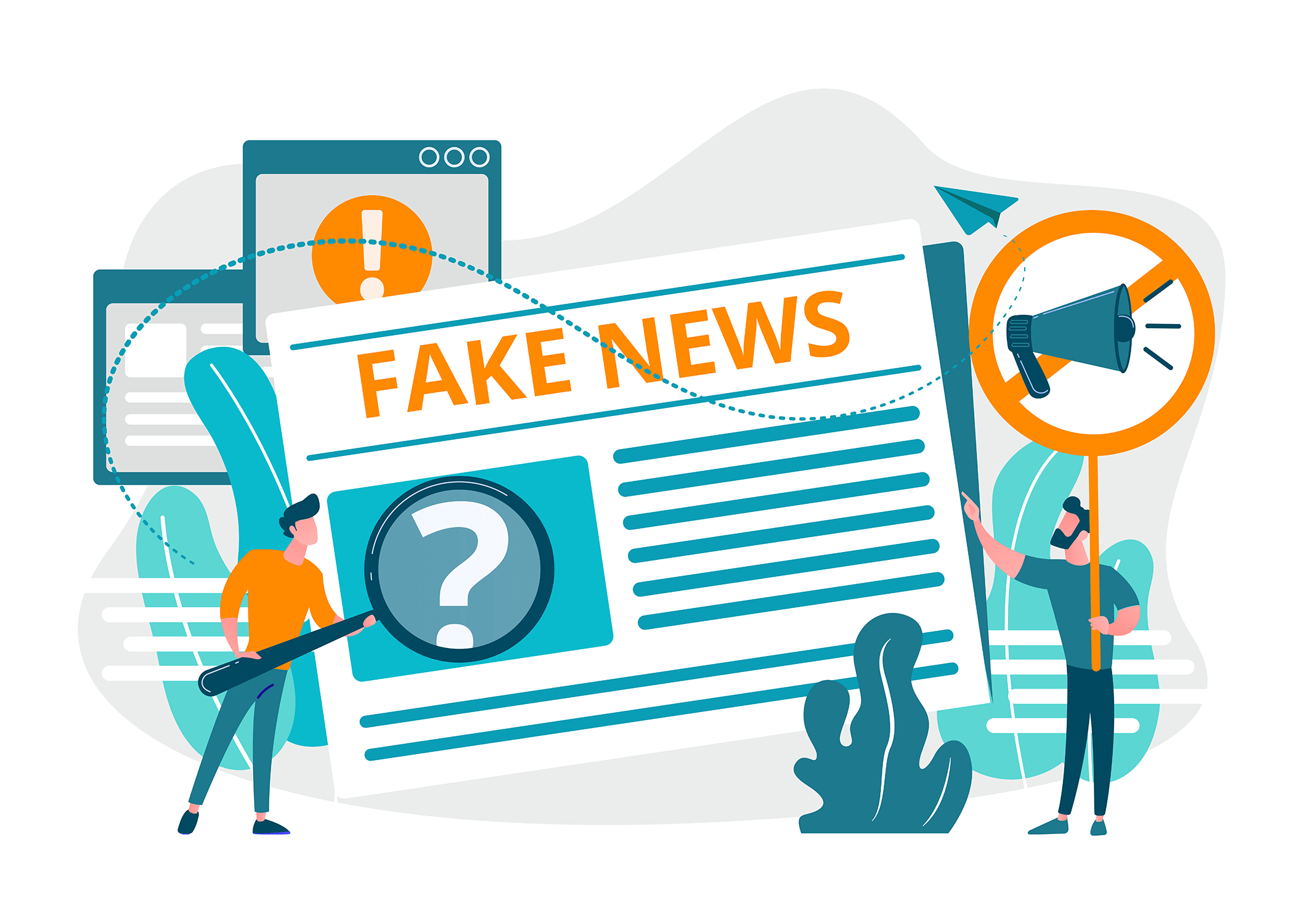 fake news detection for data science project as a beginner