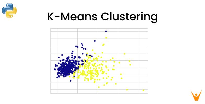 Build K means clustering in Python (10 Easy Steps)