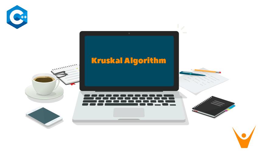 C++ Program for Kruskal's Algorithm (to find MST of graph)