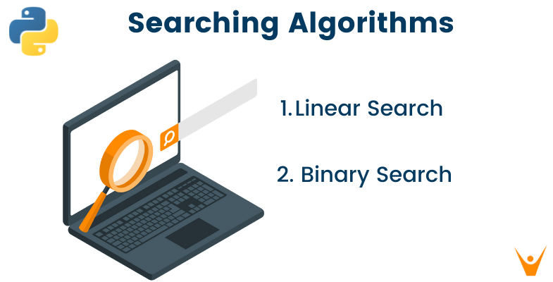 Searching Algorithms - Linear and Binary Search (Python)